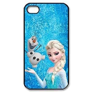 diy zhengCustom Paradise - Frozen Disney 3D Cartoon Movie Custom Case for Ipod Touch 4 4th /,