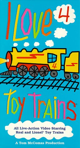 I Love Toy Trains, Part 4 [VHS] - Love Toy Trains Store