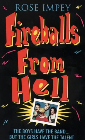 book cover of Fireballs from Hell