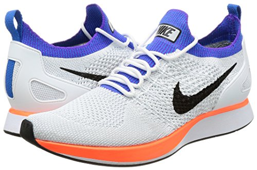 Nike Crimson Air Hommes Racer Hyper Chaussures Flyknit Fitness De Mariah Zoom Pour Blanc 7r7tqw4