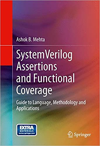 Buy systemverilog assertions and functional coverage guide to buy systemverilog assertions and functional coverage guide to language methodology and applications book online at low prices in india systemverilog fandeluxe Images