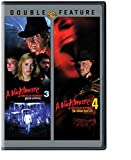 A Nightmare on Elm Street 3&4 (DVD)(DBFE)