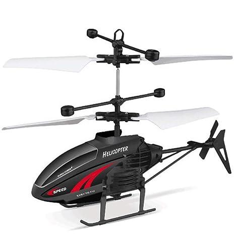 Navivburg - Drone F350 RC 2.5 Mini helicóptero con Mando a ...