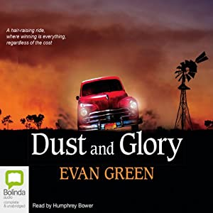 Dust and Glory Audiobook