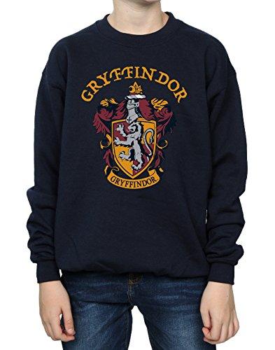 Boy di scuro Harry blu Felpa Grifondoro Potter BqFf1qxw