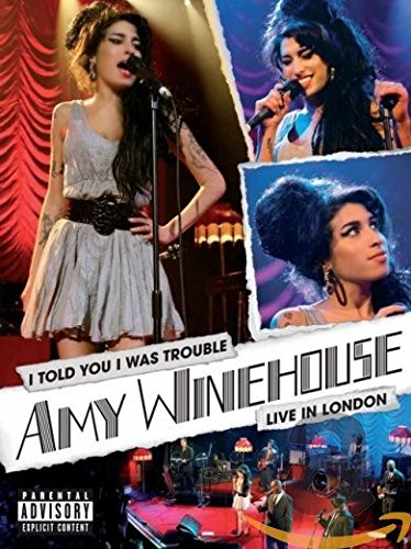 I Told You I Was Trouble: Amy Winehouse Live In London by Universal Music