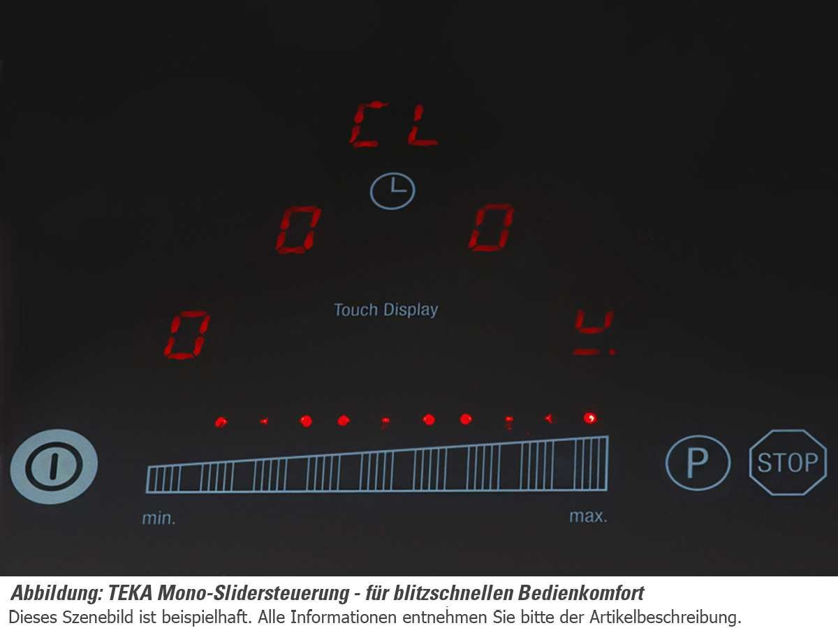 Teka IRS 843 - Placa De Inducción Irs843 Con Touch Control ...