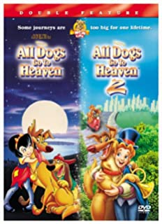 all dogs go to heaven 1 and 2 double feature - All Dogs Christmas Carol