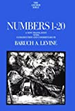 img - for Numbers 1-20: A New Translation (Anchor Bible Series, Vol. 4A) book / textbook / text book