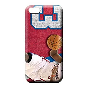 iphone 6 normal Classic shell Protector stylish mobile phone covers los angeles clippers nba basketball