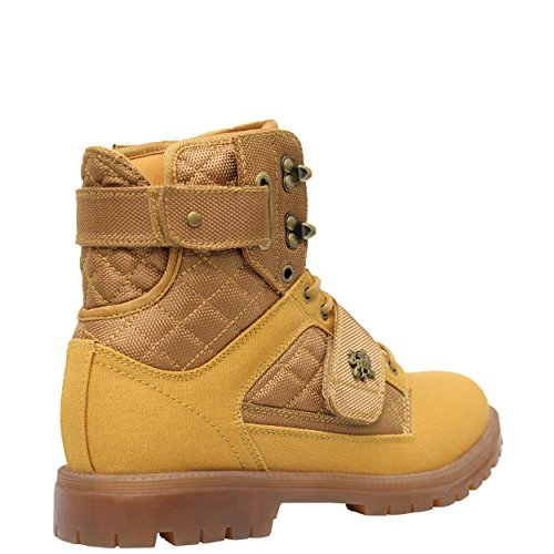 outlet with mastercard VLADO Footwear Men's Atlas 2 Boots Canvas/Nylon High Top High topboots Wheat Brown cheap sale fashion Style release dates for sale t5U7u6