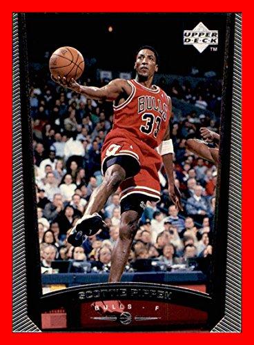 1998-99 Upper Deck #22 Scottie Pippen HOF CHICAGO BULLS
