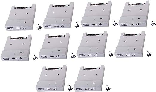 B Blesiya 10 Piezas Disquete USB, Tornillos con Jumpers Ideal Equipos Materiales Electrónicos Fuerte