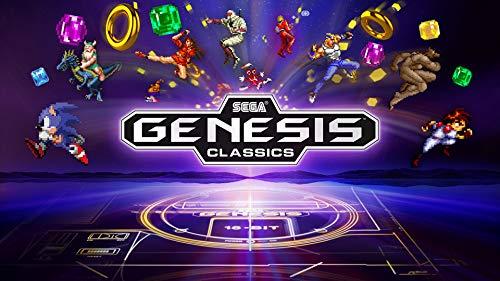 (SEGA Genesis Classics - Nintendo Switch [Digital Code])