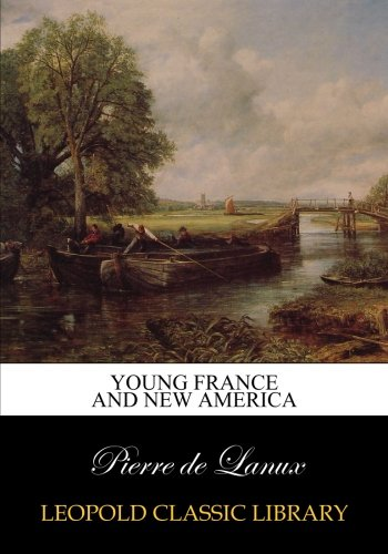 Young France and new America pdf epub