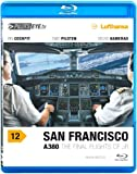 PilotsEYE.tv | SAN FRANCISCO A380 |:| Blu-ray Disc® |:| Cockpitflug LUFTHANSA | Airbus A380 | The final flights...
