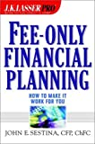 Fee-Only Financial Planning, John E. Sestina, 0471388084