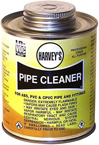 Harvey 019120-12 All Purpose Pipe Cleaner 16 Oz Dauber Can Liquid 16-Ounce Clear / Harvey 019120-12 All Purpose Pipe Cleaner 16 Oz Dauber Can Liquid 16-Ounce Clear