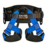 Fusion Climb Centaur Heavy Duty Military Tactical Padded Half Body Side Gear Loop Adjustable Harness 23kN M-L Blue