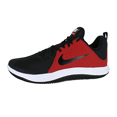 Buy Nike Mens Fly.by Low Gym Red/Black