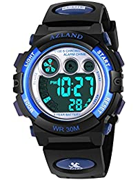 Boys Girls Watches Digital Sports Watch Features...