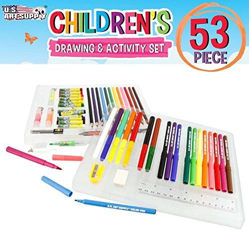 US Art Supply Childrens Activity