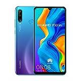 Smartphone Huawei P30 Lite - 128 GB - Desbloqueado - Color Azul Orquidea