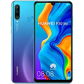 Amazon.com: Huawei Mate 20 Lite SNE-LX3 64GB (Factory ...
