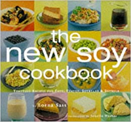 New Soy Cookbook