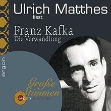 Die Verwandlung | Livre audio Auteur(s) : Franz Kafka Narrateur(s) : Ulrich Matthes