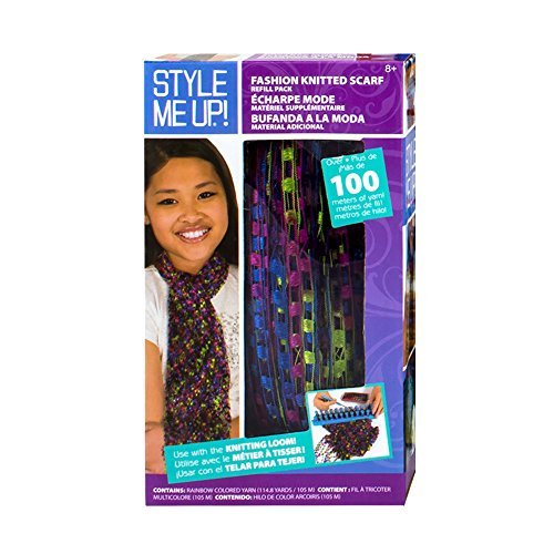 Style Me Fashion Knitted Scarf