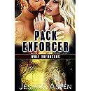 Pack Enforcer: Shifter Paranormal Suspense (Wolf Enforcers Book 4)