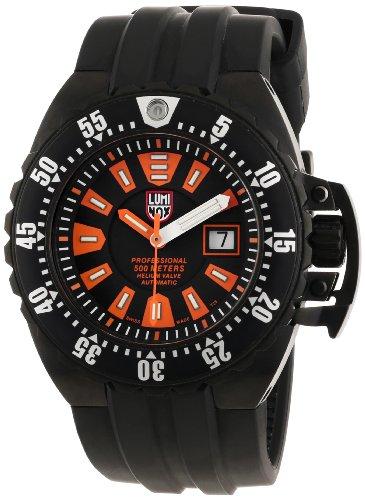 Luminox Men's 1509 Stainless-Steel Analog Bezel Watch