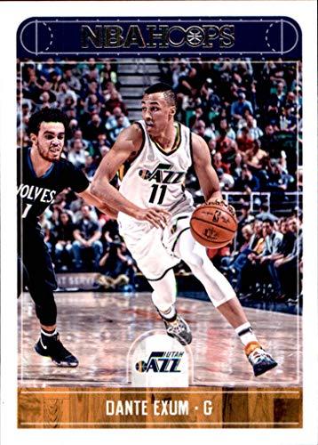 2017 18 Hoops 85 Dante Exum Utah Jazz Australia At Amazon S