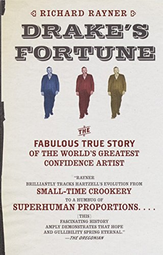 Price comparison product image Drake's Fortune: The Fabulous True Story of the World's Greatest Confidence Artist