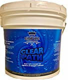Clear Path - Premium Concrete & Asphalt Surface Heavy Duty Cleaner (10 Lbs.)