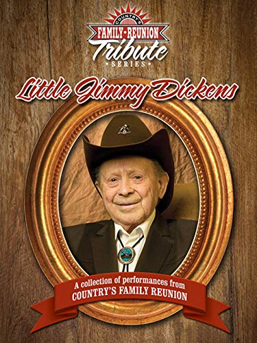 Country's Family Reunion Tribute Series: Little Jimmy Dickens (Little Diner)