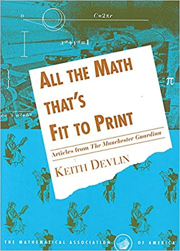Amazon.com: All the Math That\'s Fit to Print (Spectrum ...
