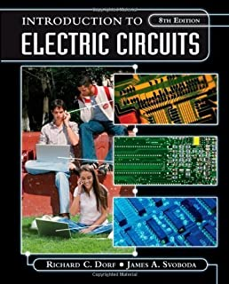 introduction to electric circuits 8th (eighth) edition by dorf