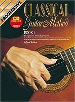 Progressive Classical Guitar: CD