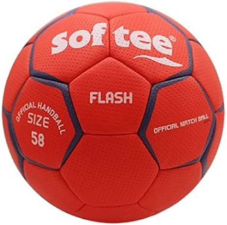 JIM Softee Balon Balonmano Flash Talla 58: Amazon.es: Deportes y ...