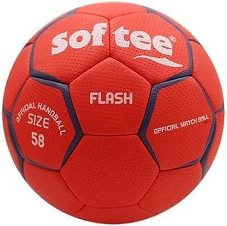 JIM Softee Balon Balonmano Flash Talla 58: Amazon.es: Deportes y ...