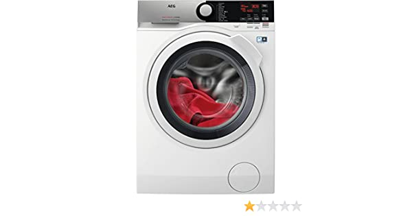 AEG L7WEE861 Independiente Carga frontal A Blanco lavadora ...