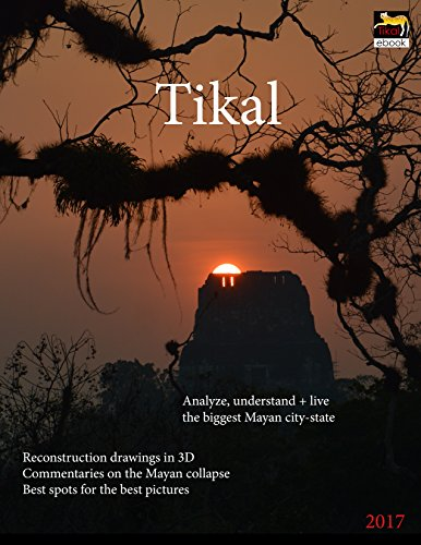 Download PDF Tikal - Analyze, understand and live the biggest Mayan city-state