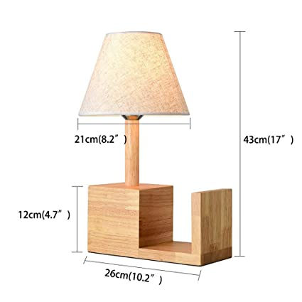 ChuanHan Ceiling Fan Light Chandelier Lightings Table Lamp Modern Contemporary Solid Wood Cloth Craft Shade Warm