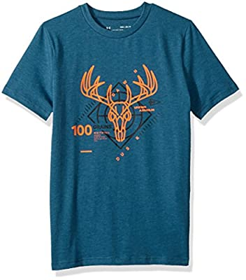 Under Armour Boys Heads Up Whitetail Tee