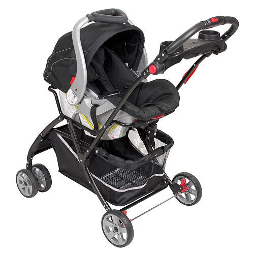 Baby Trend Snap N Go Fx Universal Infant Car Seat Carrier