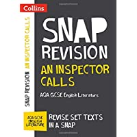 An Inspector Calls: AQA GCSE 9-1 English Literature Text Guide (Collins GCSE 9-1 Snap Revision)