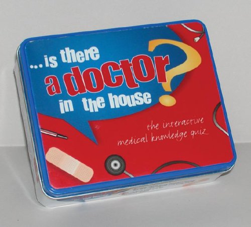 Download Is There a Doctor in the House?: The Interactive Medical Knowledge Game ebook