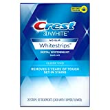 Crest 3D White Whitestrips Classic Vivid Teeth Whitening Kit